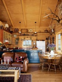 Rustic Hunting Cabin Decorating Ideas | Joy Studio Design ...