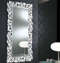 Modern Large Decorative Bathroom Mirrors | Decorating ...