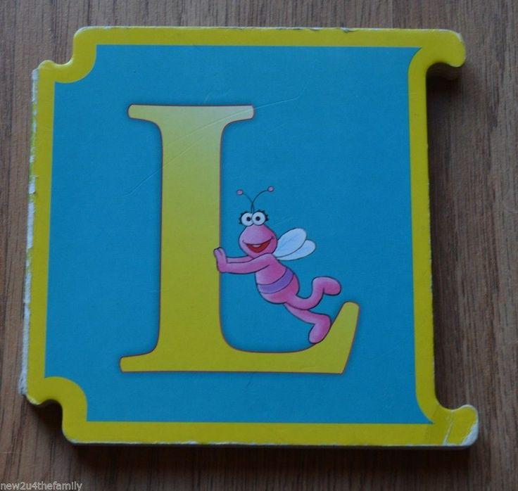 Letter F Street Sesame Book