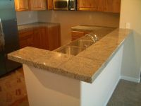 Ceramic Tile: Ceramic Tile Countertop