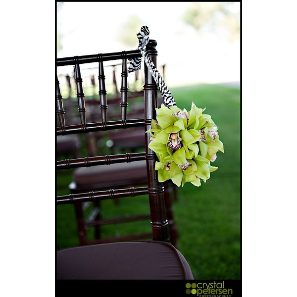 Inspiration: Zebra Print Wedding Ideas - Project Wedding Forums found on Polyvore