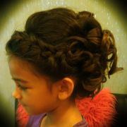 communion updo