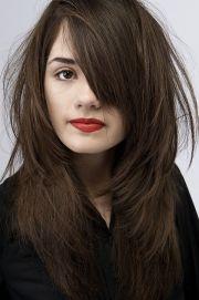 love dark brown hair and fair skin