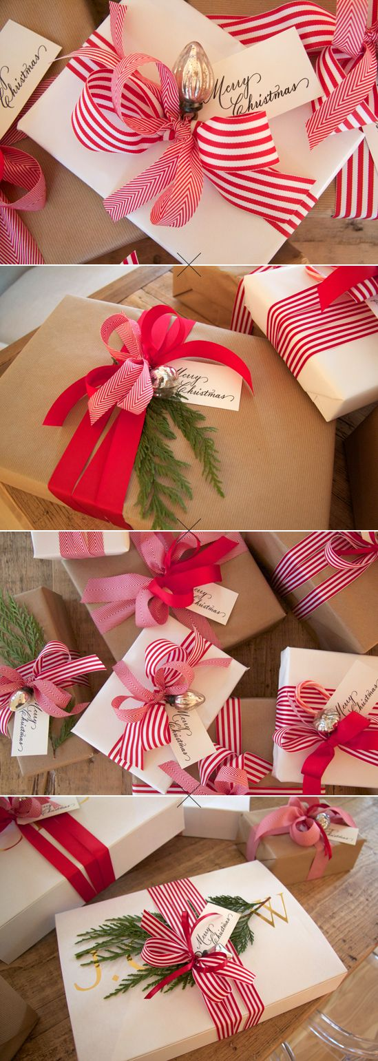 wrapping 20 Clever Gift Wrap Ideas Using