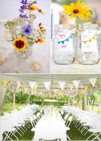 Diy Backyard Wedding Decoration Ideas - Ztil News
