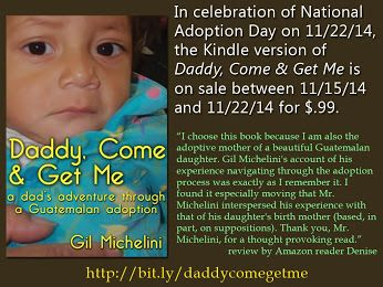 Daddy, Come & Get Me, by Gil Michelini