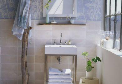 Ideas About Bathroom Towel Racks On Pinterest