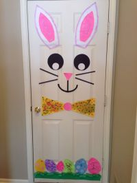 Easter Bunny Door | 1 | Pinterest
