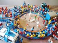#circus #playmobil | playmobil | Pinterest
