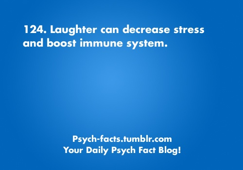 Laughter Boosts Immune System