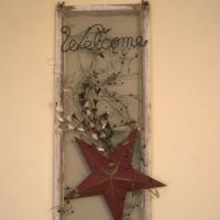Wall decor   Primitive/Country/Rustic   Pinterest