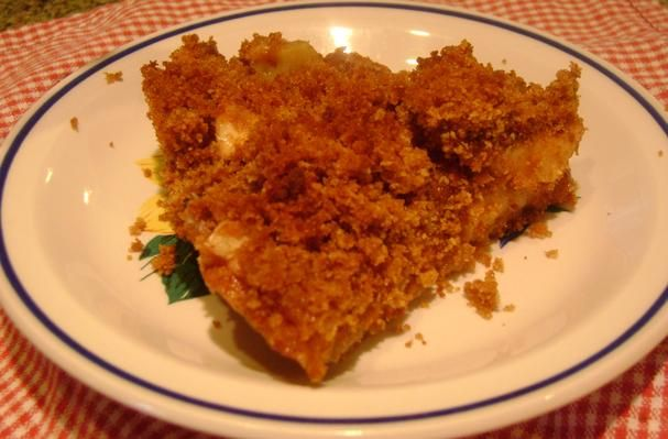 recipes cooking tips and food news graham cracker crumb apple pie