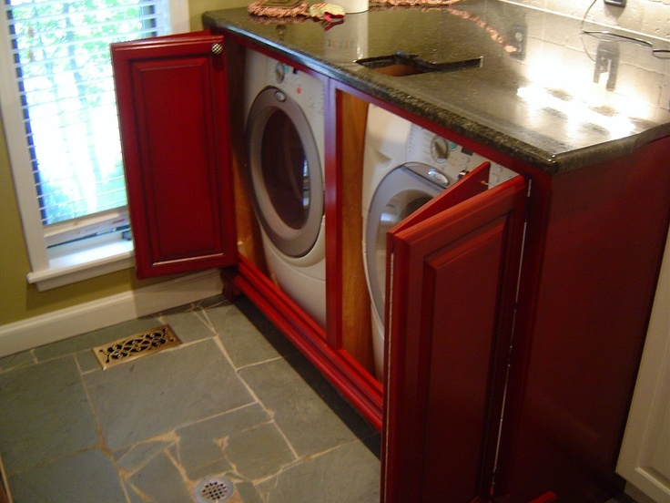 Washer and Dryer Cabinet  Furniture Fixtures and