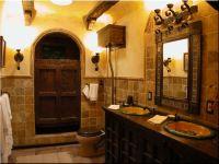 Spanish style bathroom | Bathrooms | Pinterest