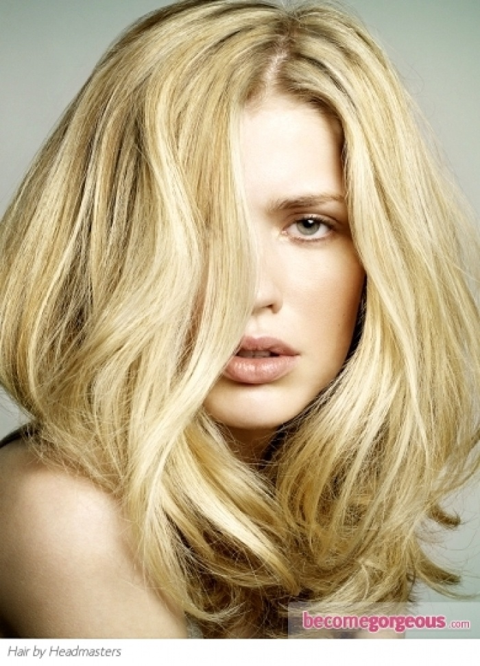Beige Blonde Hair Color Shades