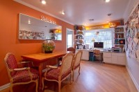 Dining Room Office Combo | Home Office spaces | Pinterest