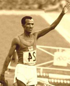 Oromo athlete, Mamo Walde Degaga 1931-2002. Mexico (1968) Olympic marathon Gold medallist http://www.oromiasports.com/athletics.html
