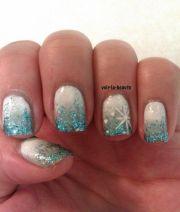january nails #nail #nailart