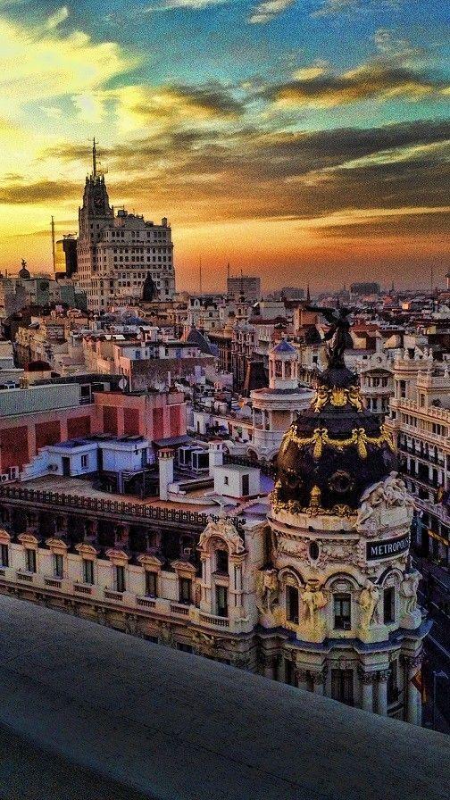 Citytrip à Madrid. Toutes nos bonnes adresses sur http://www.flair.be/fr/citytrips/230629/citytrip-a-madrid-shopping
