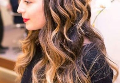 Hairstyles For Normal Curly Hair