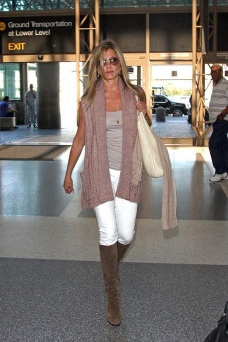 white jeans for fall/winter