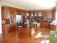 Plain & Fancy custom kitchen