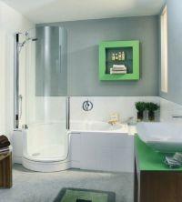 Walk in tub/shower combination   BATH- ACCESSIBILITY ...