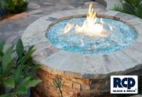 Fire and water pit | Garden | Pinterest
