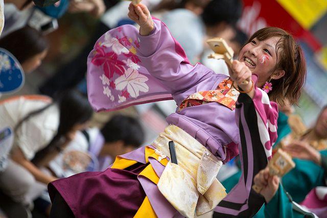 第60回よさこい祭り 東京花火 | Flickr - Photo Sharing!