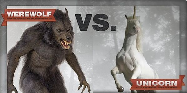 Cabin Woods Unicorn Stabbing