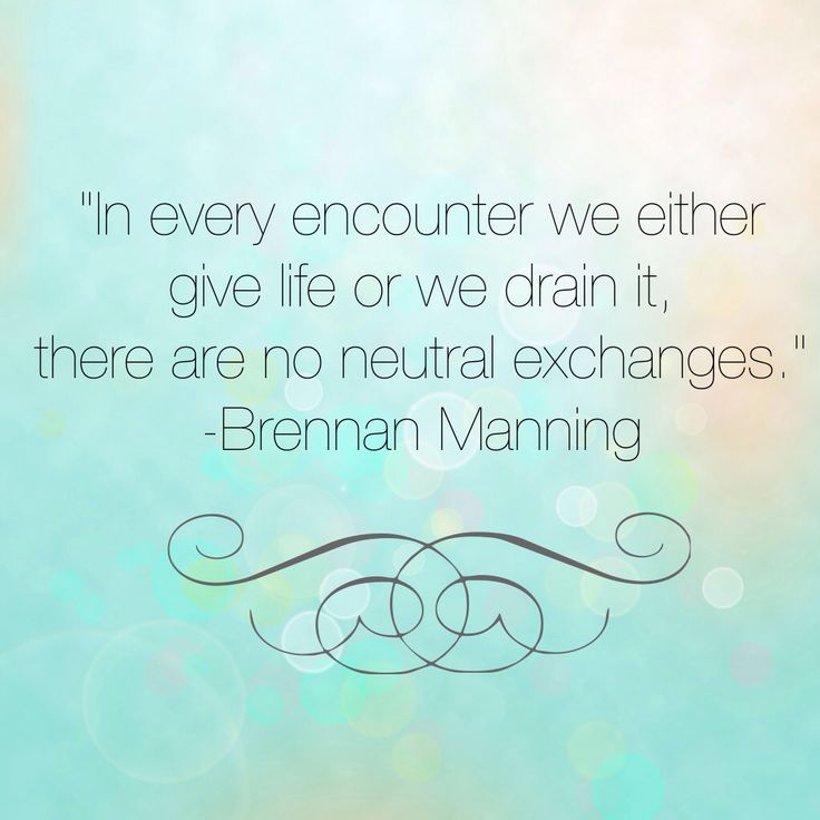 Brennan Manning Quotes Speak Life
