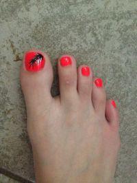 toe nail polish with designs toe nail designs nail polish ...