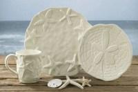 beach dishes | Coastal Cottage Style | Pinterest