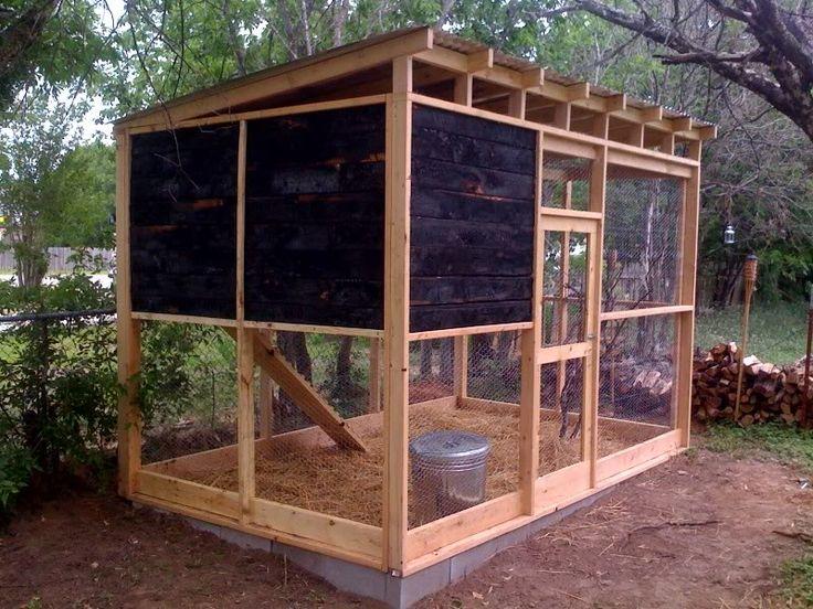Coop Ret Backyard Chickens Medium Coop