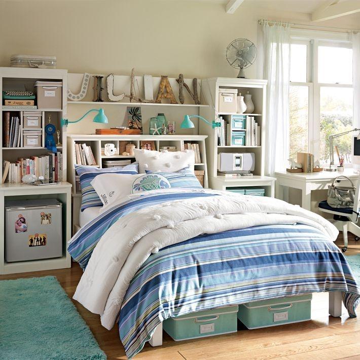 Small Bedroom Organization Ideas