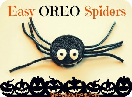 Fun & Easy Halloween Food