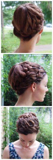 silver grey crochet braids hairstyles