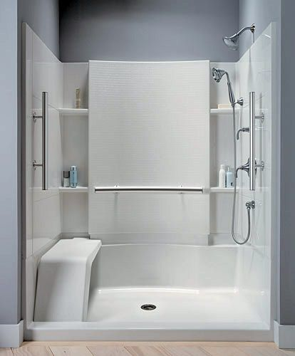 Walk Shower Insert