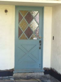 our 1950's retro front door is for sale! | retro vibes ...