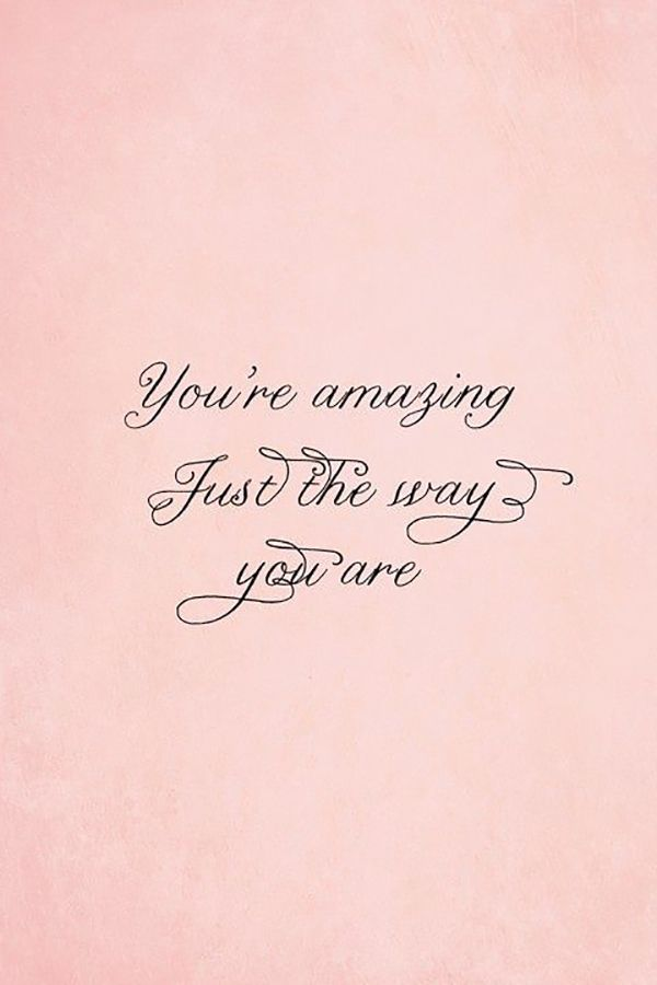 You're Amazing!