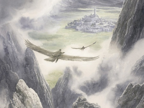 Gondolin from the 1st age
