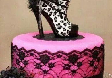 Ideas About Leopard Cake On Pinterest Leopard