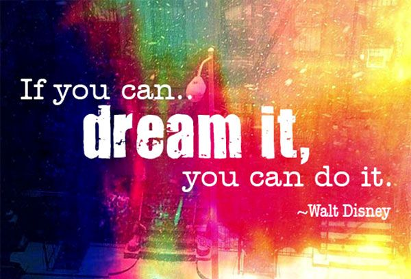 Turn Your Dream Into Reality~