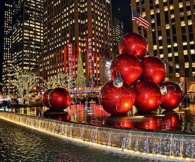 Radio City Music Hall in New York City. Awesome at Christmas. #radiocitymusichall #newyork #christmas