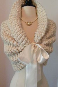 Wedding Shawl / Bride Bolero / Shrug / Bolero / Bridal ...