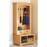 DIY bench/coat rack from WOOD magazine | good ideas ...