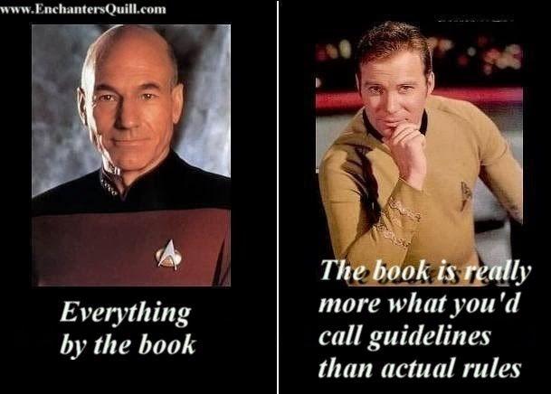 Star Trek': Kirk vs. Picard: Who is the ultimate captain?