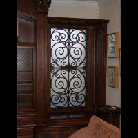 Faux Wrought Iron Window | Home Decor Ideas | Pinterest