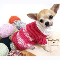Pet Clothes Chihuahua Sweater
