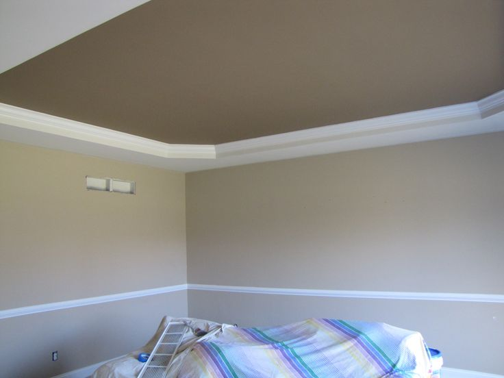 painting tray ceiling